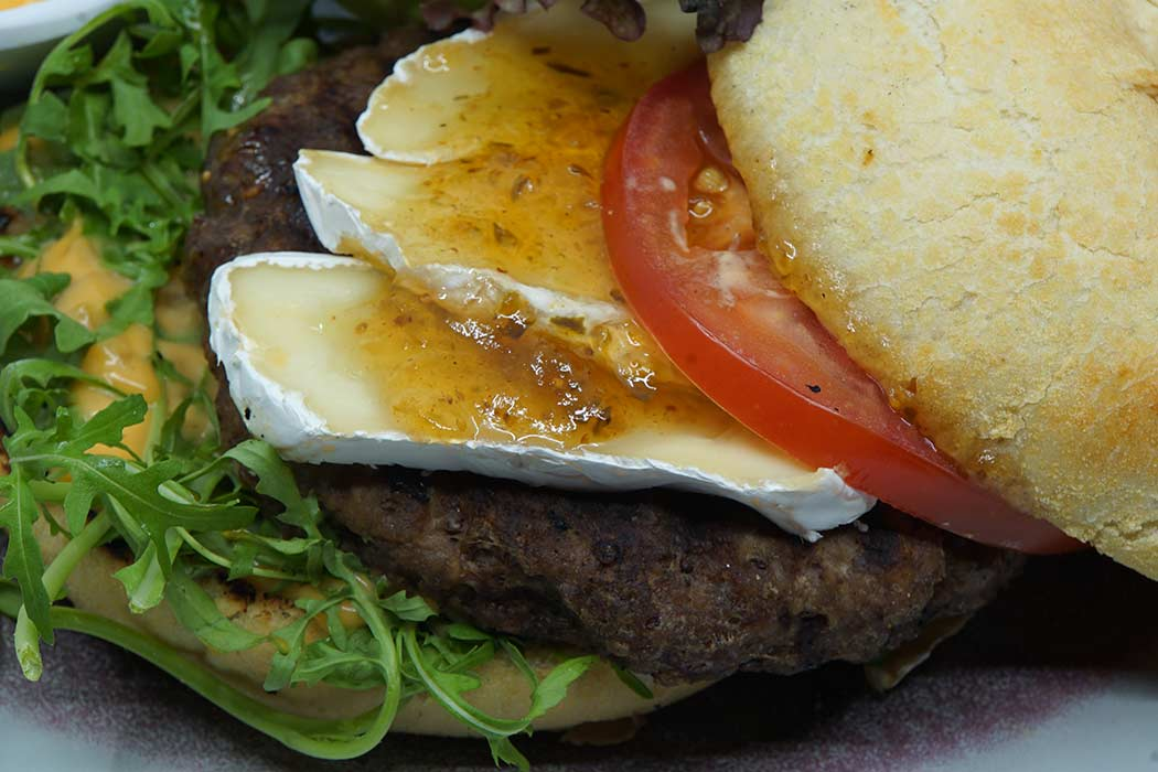 Leckere Hamburger in Erfurt bestellen